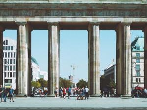 Übersetzungsbüro für Englisch und Spanisch: Brandenburger Tor in Berlin